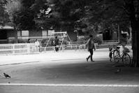 公園にて - tonbeiのはいかい写真日記