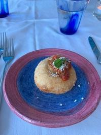 アマルフィの海が見えるリストランテで夕食☆ - isolala日記