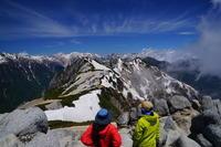 燕岳山旅ガイド - 人生山あり