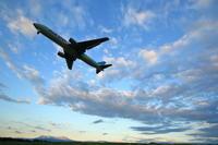朱に染まる山々~旭川空港~ - 自由な空と雲と気まぐれと ~from 旭川空港~