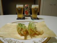 ズッキーニの花をやっとゲット。そして超簡単なコシアブラご飯。 - のび丸亭の「奥様ごはんですよ」日本ワインと日々の料理