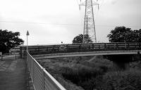 住宅街の河川(その5) - そぞろ歩きの記憶