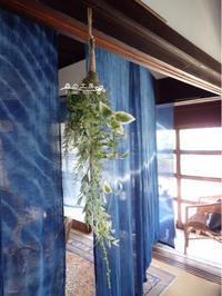 ハンギングプランツ - 森の工房 Flower Work ナチュラルスローな空間