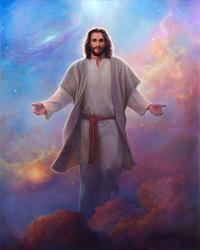 頑張る彼 - Living in GOD