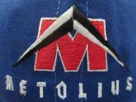 続・METOLIUSのキャップ - Questionable&MCCC