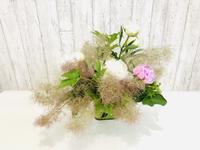 もこもこ♪ - Flower Days ~yucco*のフラワーレッスン&プリザーブドフラワー~