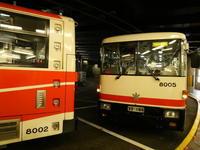 立山黒部アルペンルート トロリーバスで室堂へ - tokoya3@