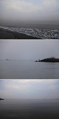 2019/06/07(FRI) 鈍より曇り空....穏やかな海。 - SURF RESEARCH