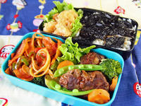 のり弁 - 美味しい贈り物