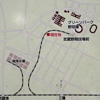 東京鉄道遺産61国鉄武蔵野競技場線跡 - kenのデジカメライフ