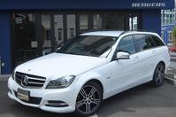 Mercedes-Benz C180 Edition C (S204) - BEAVERSなブログ