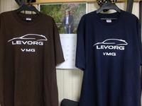VMGレヴォーグTシャツ - 青いそらの下で・・・