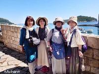バルカン半島の旅〜13ドブロヴニク城壁巡り - ぶうぶうず&まよまよの癒しの日記