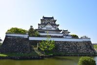 犬走りの代表的な城、岸和田城攻城記。その1~内堀~ - 坂の上のサインボード
