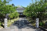 犬走りの代表的な城、岸和田城攻城記。その2~本丸~ - 坂の上のサインボード