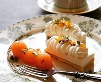 レアチーズケーキ - Rose ancient 神戸焼き菓子ギャラリー