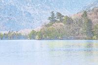 奥日光湯の湖2 - 光 塗人 の デジタル フォト グラフィック アート (DIGITAL PHOTOGRAPHIC ARTWORKS)