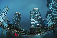 丸の内界隈の夜景撮影 - スポック艦長のPhoto Diary