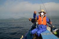 陸奥湾遠征釣り―3 - 古寺54番地