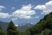 残雪残る山々へ - 京都ときどき沖縄ところにより気まぐれ
