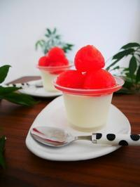 杏仁豆腐♪ - This is delicious !!