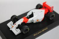 1/64 Kyosho McLaren F1 MP4/8 - 1/87 SCHUCO & 1/64 KYOSHO ミニカーコレクション byまさーる