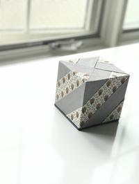 パッチワークスタイルの箱4 - COTTONTAIL