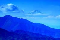 令和元年5月の富士(38)美し森のツツジと富士 - 富士への散歩道 ~撮影記~