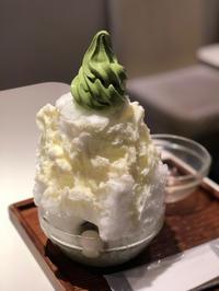 京はやしやのかき氷「小雪」@西武池袋本店 - LIFE IS DELICIOUS!