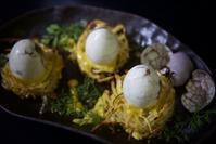魔法使いたちの料理帳:ドラゴンの卵(ダンジョンズ&ドラゴンズ) - 世話要らずの庭