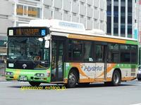 東京都交通局P-T269 - 注文の多い、撮影者のBLOG