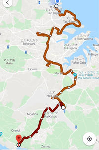 2018年11月マルタ共和国ひとり旅☆☆☆ 青の洞門 ☆☆☆ - ぶーさんの日記3