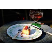 苺のケーク - カエルのバヴァルダージュな時間