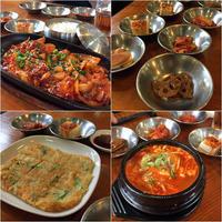 ソウル食堂(鷺沼)韓国料理 - 小料理屋 花 -器と料理-