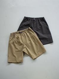 Needles SportswearWarm Up Short - N/Pu Poplin - 『Bumpkins putting on airs』