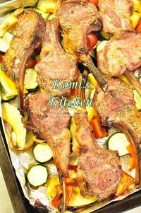 今月のおいしいテーブル@Komi's Kitchen - Awesome!