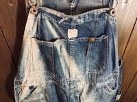 マグネッツ神戸店 6/12(水)Vintage入荷! #4 Vintage Work OverAll !!! - magnets vintage clothing コダワリがある大人の為に。
