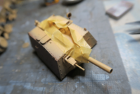 模型を作ろう! 英国巡航戦車 A10(ブロンコ)塗装編 - 役に立ちそうでなかなか役に立たないような気がするブログ