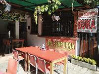 Warung Jaya Sempurna Jimbaran / ワルン ジャヤ サンプルナ ジンバラン - バリ島 レストラン巡り