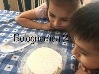 激ウマ!山の新鮮な出来立てリコッタ♥ - ボローニャとシチリアのあいだで2