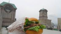 また食べたくてハンバーガー - おでかけメモランダム☆鹿児島
