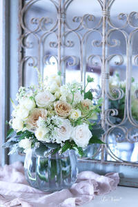 Jun Bride♡ - Le vase*  diary 横浜元町の花教室