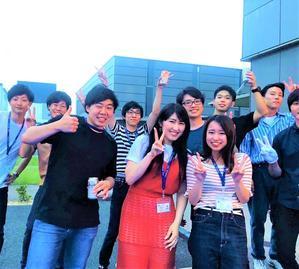 【BBQ】総勢120名!BBNグループBBQ大会!! - BBネットワークス