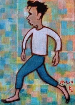 Keep  on walking!! - ONELOVE
