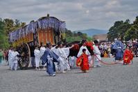 葵祭(3)本列・牛車 - たんぶーらんの戯言