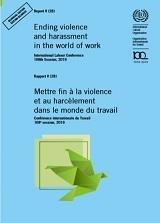 ジェンダーによる暴力・嫌がらせ禁止条約制定へ(ILO) - FEM-NEWS