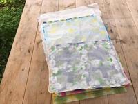 手漉き和紙、先週末の成果 - いっぷくこうさくしょ