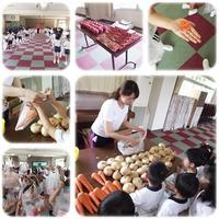 お買い物ごっこ:年長組 - ひのくま幼稚園のブログ