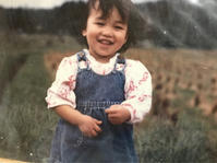 長女の小さい時の写真が - 奈良 京都 松江。 国際文化観光都市  松江市議会議員 貴谷麻以  きたにまい