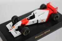 1/64 Kyosho McLaren F1 MP4/9 - 1/87 SCHUCO & 1/64 KYOSHO ミニカーコレクション byまさーる